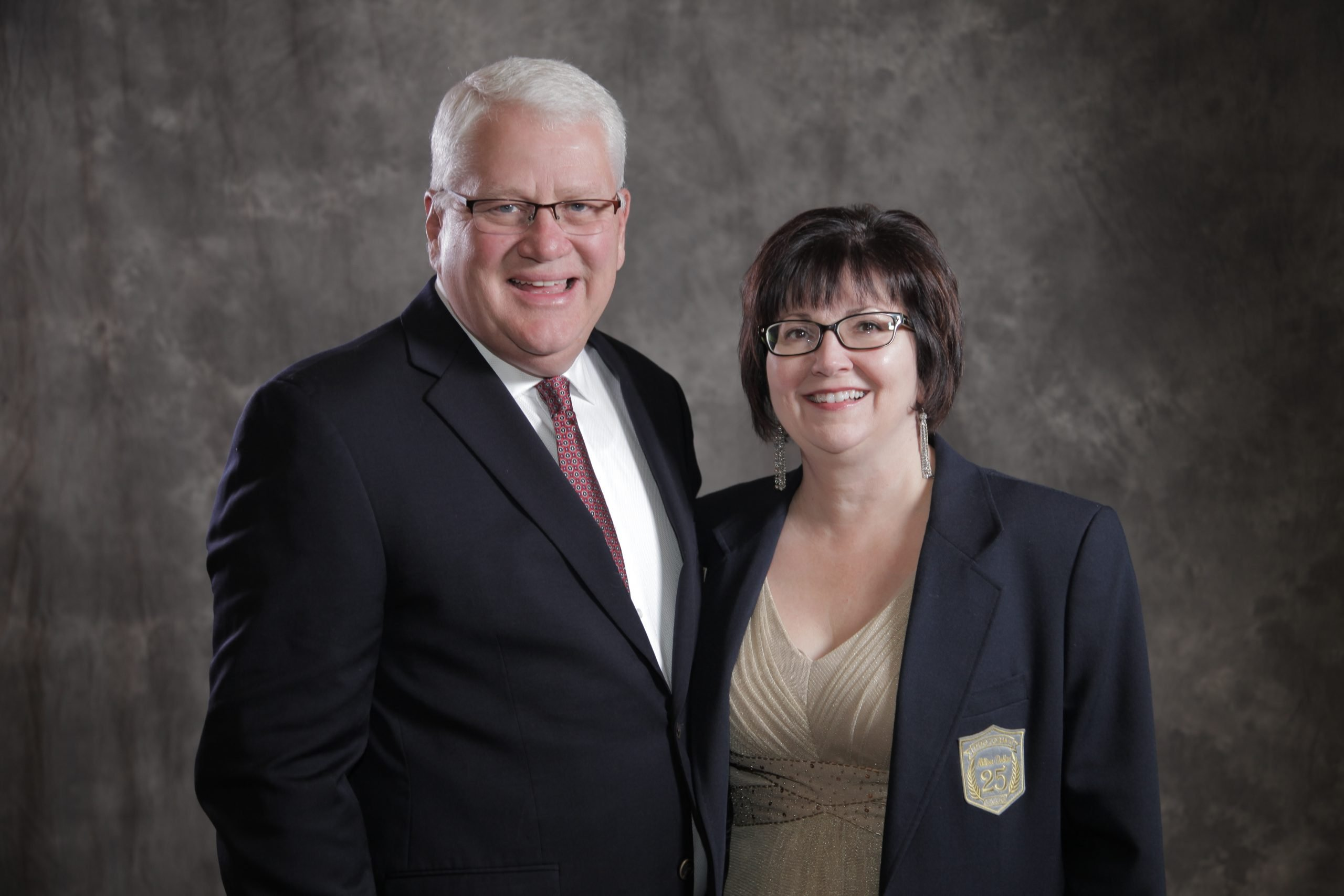 Portrait of Fred Albrecht and Suzette Albrecht, Co-Owners of Proforma Albrecht