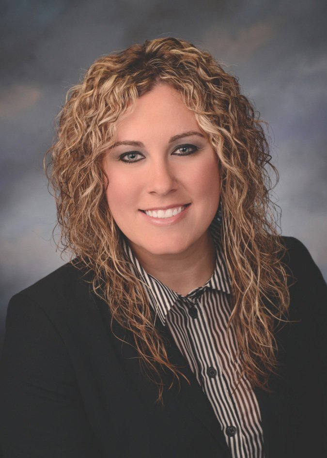 Portrait of Nicole Merkle, Co-Owner Proforma CNR Marketing in Dayton, Ohio